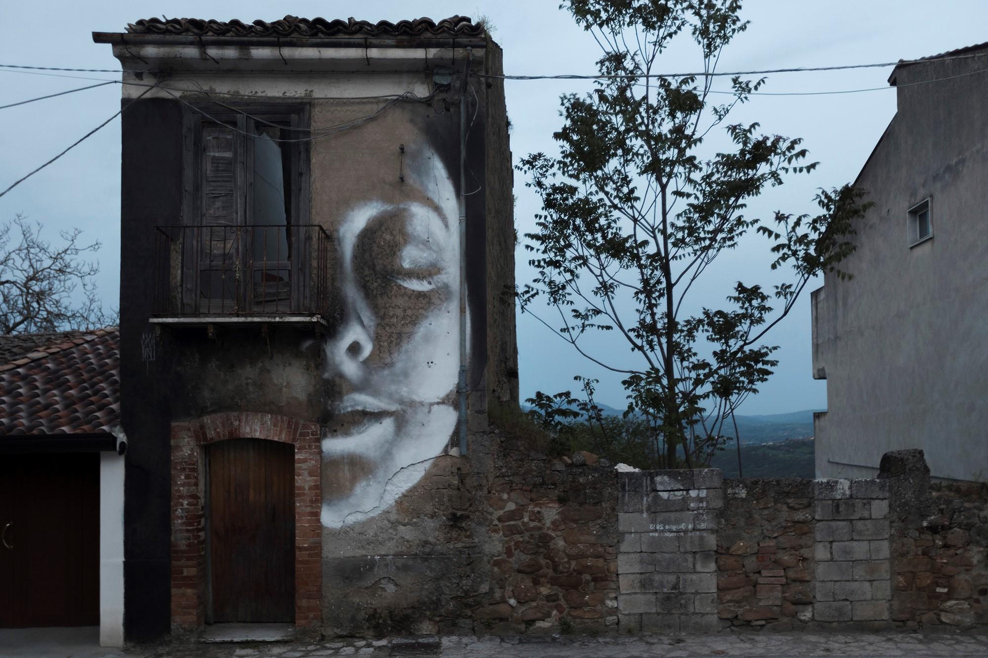 Bonito (Avellino)  | Street art ataliana: I murales che non puoi proprio perderti! | Brain Berries