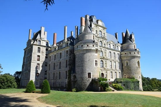 Brissac Castle, France | Top 9 Scariest Haunted Castles in Europe | Brain Berries