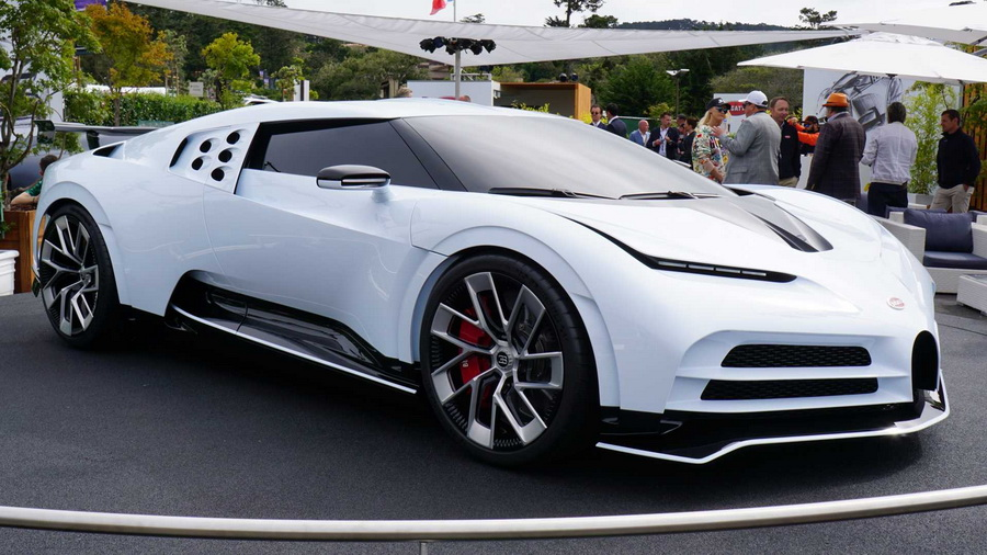 Bugatti Centodieci | 10 самых дорогих автомобилей в мире в 2019 году | ZestRadar