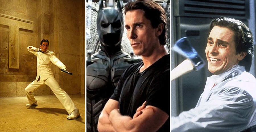 Christian Bale | 8 British Actors We Are Ready To Drop Everything For | Brain Berries