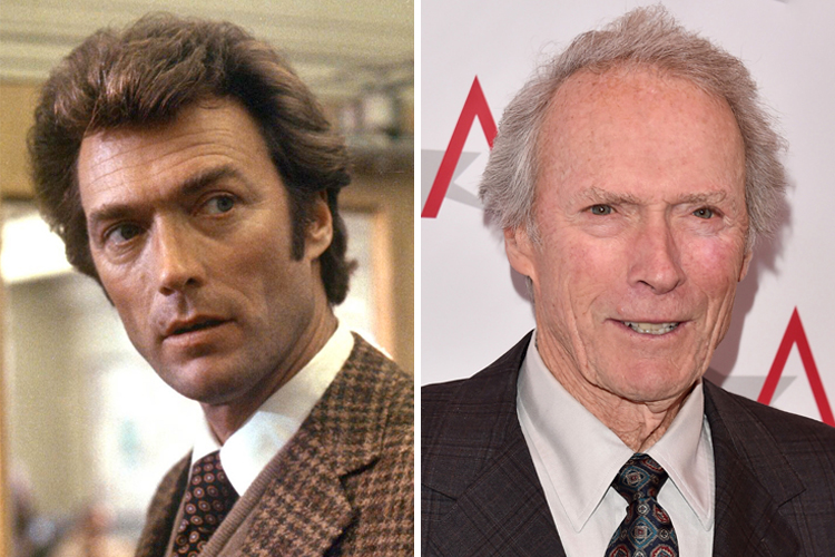 Clint Eastwood | Top 8 Male Movie Icons of the 70s | Brain Berries
