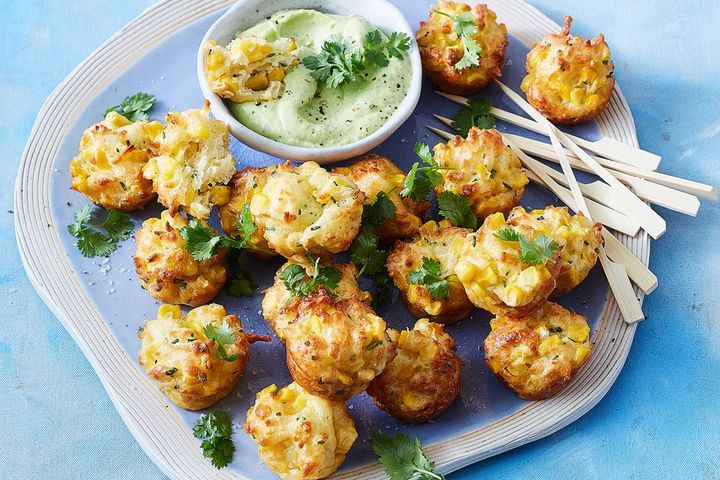 Corn Fritters   Top 10 Thanksgiving Foods That Should Be On Your Table This Year   Zestradar