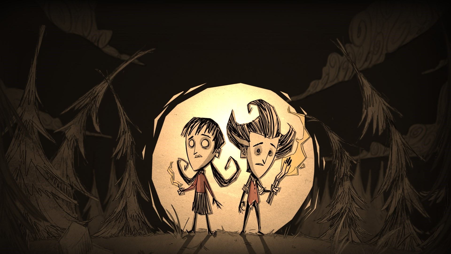 Don't Starve Together | 9 Best Video Games for Couples | Brain Berries