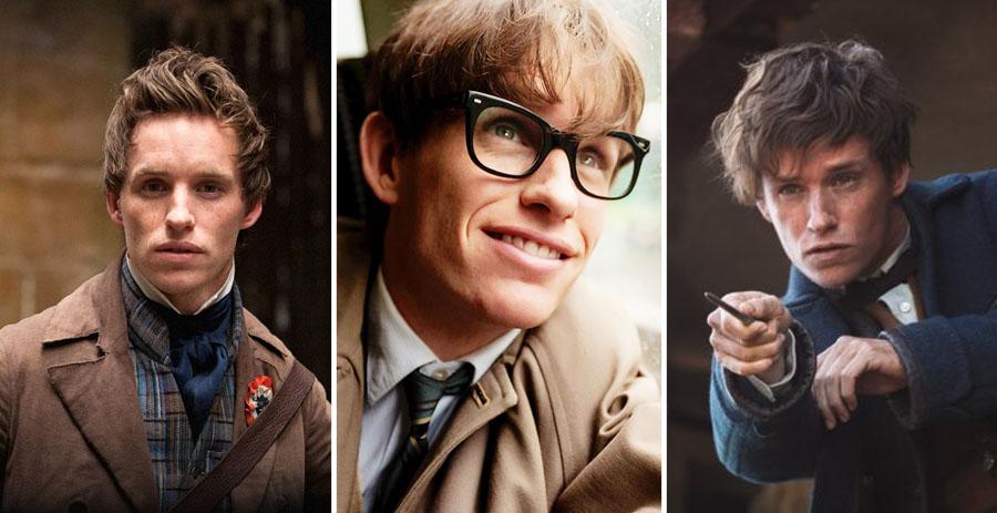 Eddie Redmayne | 8 British Actors We Are Ready To Drop Everything For | Brain Berries