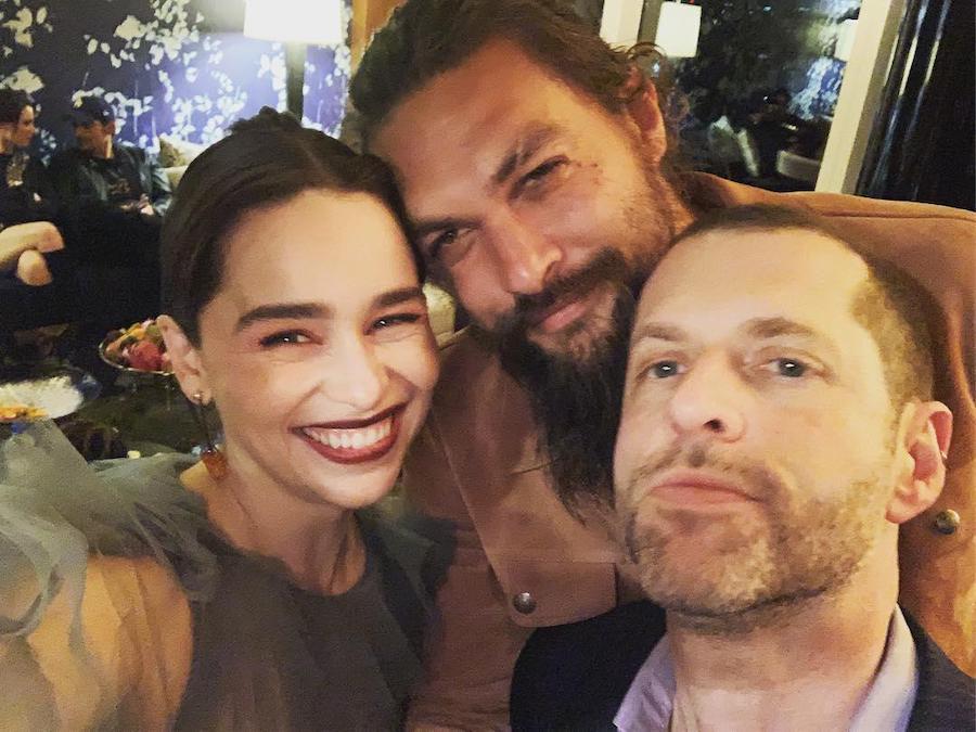 Emilia Clarke | 10 Best Celebrity Selfies Of 2019  | ZestRadar