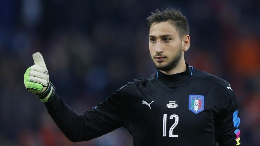 Gianluigi Donnarumma | I 10 sportivi italiani più pagati al mondo | Brain Berries