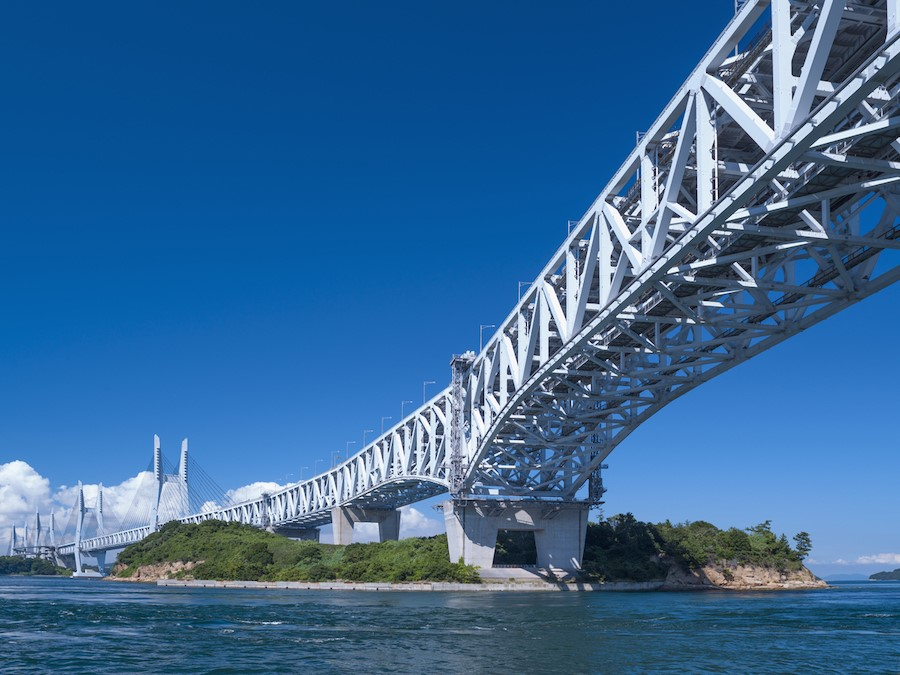 Great Seto Bridge, Japan  | 10 World's Most Expensive Bridges | Zestradar