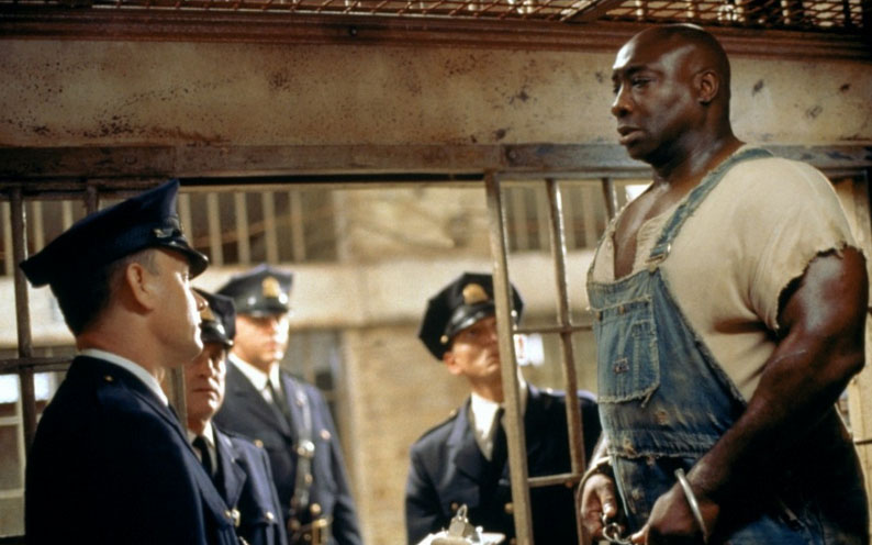 Green Mile – John Coffey's Death | 10 Most Tear-Jerking Movie Scenes Ever Created | ZestRadar