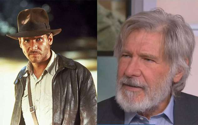 Harrison Ford | Top 8 Male Movie Icons of the 70s | Brain Berries