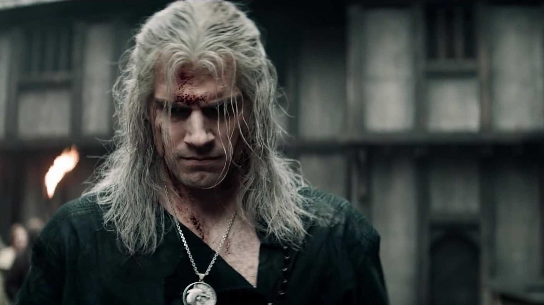 """Henry Cavill in """"The Witcher"""" 