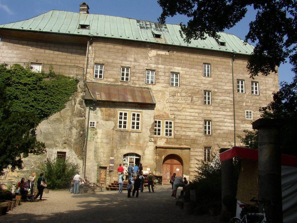 Houska Castle, Czech Republic | Top 9 Scariest Haunted Castles in Europe | Brain Berries