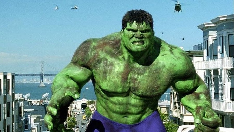 The Hulk | 10 Comic Book Origins That Were Very Different In The Movies | Zestradar