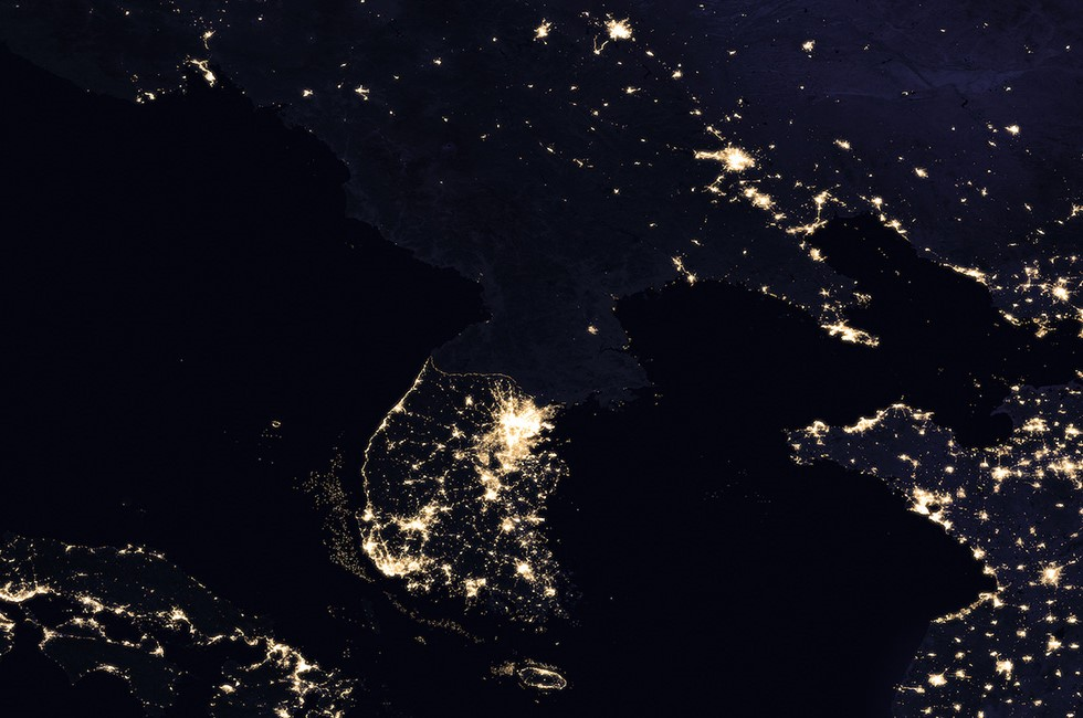 I confini della Corea del Nord  | Le 8 linee di confine più famose del mondo | Brain Berries