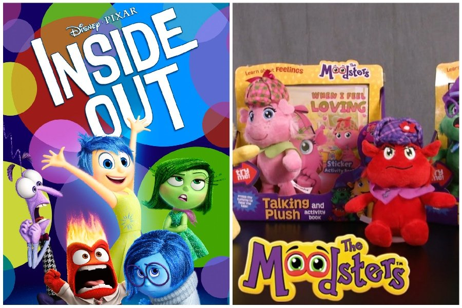 Inside Out | 9 Films Disney Unapologetically Ripped Off | Brain Berries