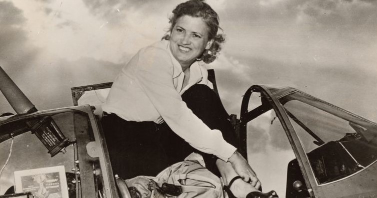 Jacqueline Cochran (1906-1980) | 7 Most Badass Women of WWII | Brain Berries