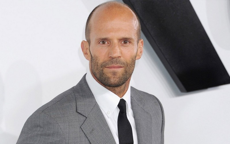 Jason Statham | The Best Bald Actors of Hollywood | Brain Berries