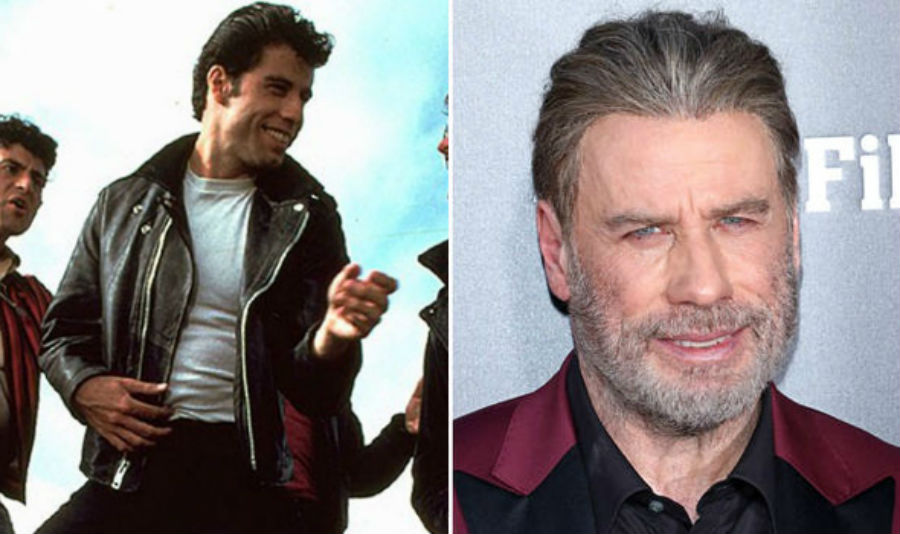 John Travolta | Top 8 Male Movie Icons of the 70s | Brain Berries