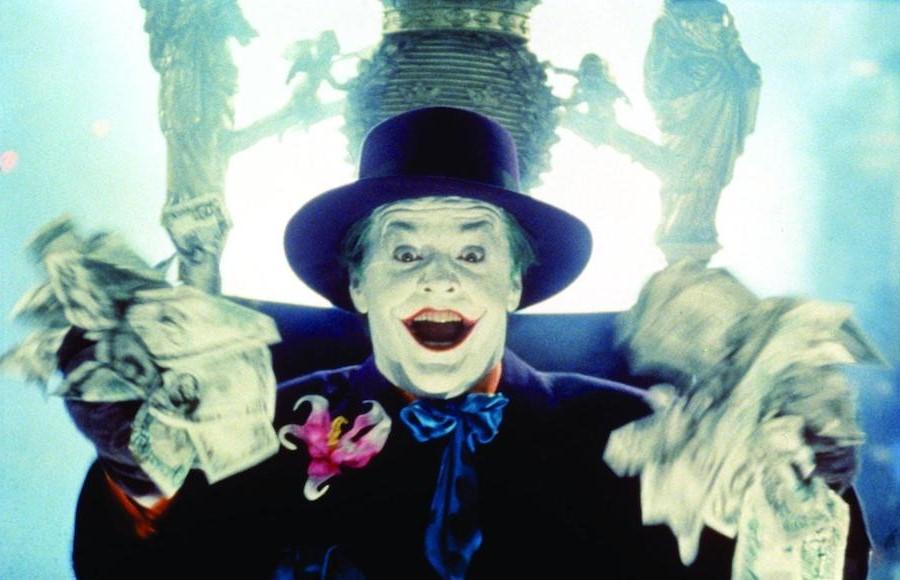 The Joker (Jack Nicholson) | 10 Comic Book Origins That Were Very Different In The Movies | Zestradar
