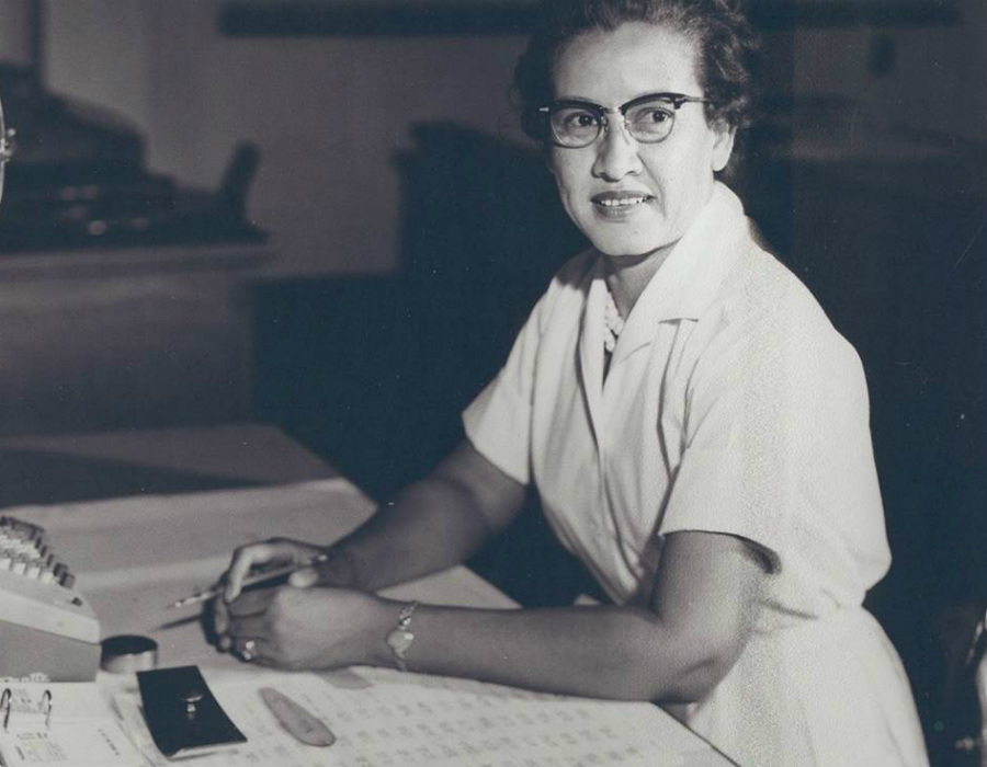 Katherine Johnson | 10 Most Influential Women In History | ZestRadar