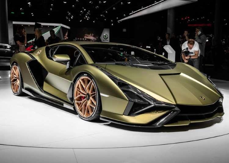 Lamborghini Sian  | 10 самых дорогих автомобилей в мире в 2019 году | ZestRadar