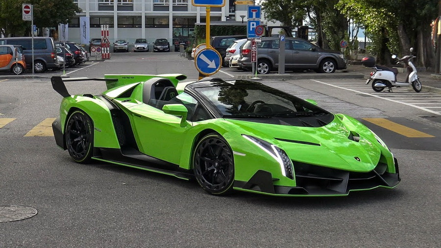 Lamborghini Veneno | 10 самых дорогих автомобилей в мире в 2019 году | ZestRadar
