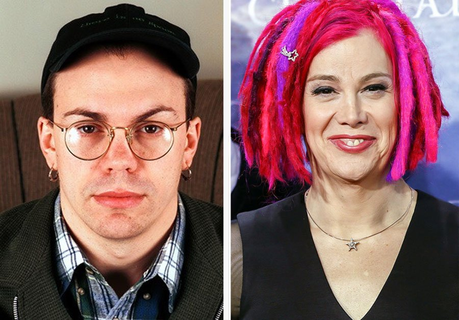 Lana Wachowski | 7 Stars Who Changed Their Gender And Got Even More Successful | ZestRadar