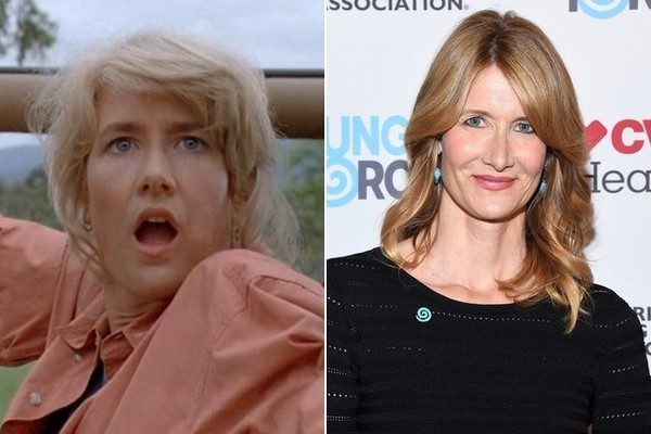 Laura Dern – Dr. Suttler | Where Are the Stars of 'Jurassic Park' Today? | Brain Berries