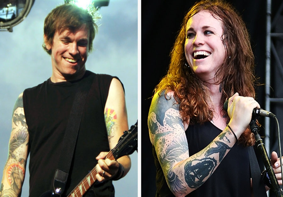 Laura Jane Grace | 7 Stars Who Changed Their Gender And Got Even More Successful | ZestRadar