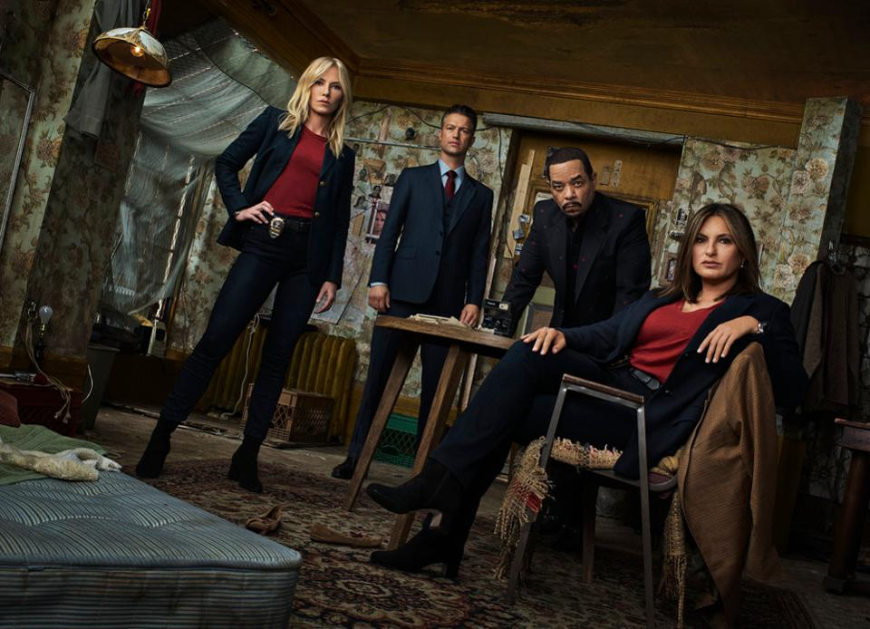 Law & Order: Special Victims Unit | 8 TV Spin-Offs WAY More Popular Than The Original | ZestRadar