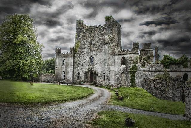 Leap Castle, Ireland | Top 9 Scariest Haunted Castles in Europe | Brain Berries