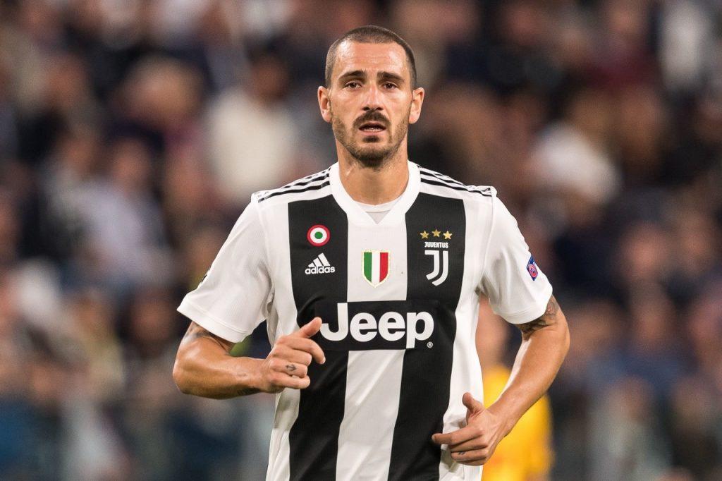 Leonardo Bonucci  | I 10 sportivi italiani più pagati al mondo | Brain Berries