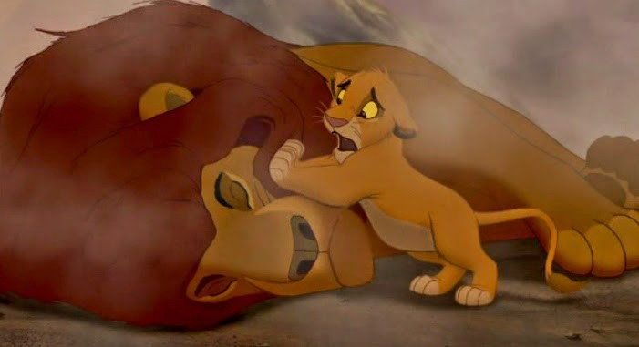 The Lion King – Mufasa's Death | 10 Most Tear-Jerking Movie Scenes Ever Created | ZestRadar