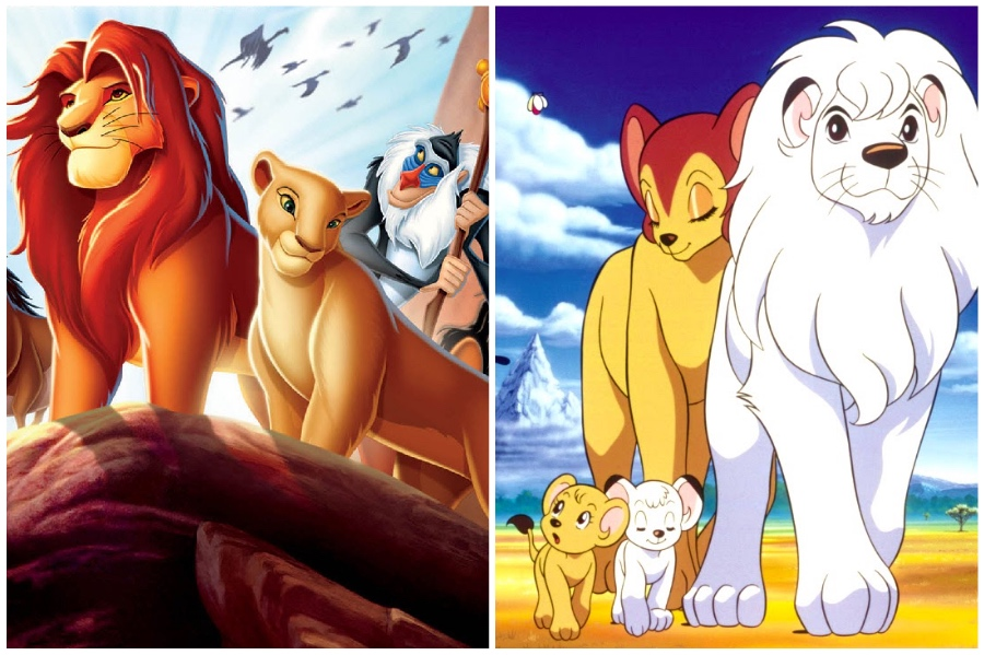 Lion King | 9 Films Disney Unapologetically Ripped Off | Brain Berries