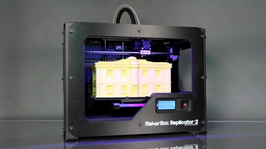 MakerBot Replicator 2 | 8 New Technologies That Look Like Total Witchcraft | ZestRadar