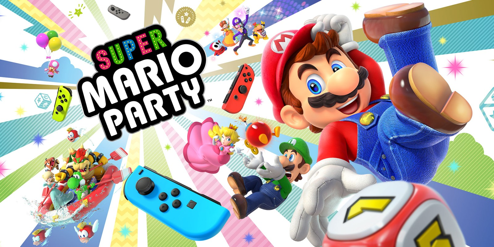 Mario Party | 9 Best Video Games for Couples | Brain Berries