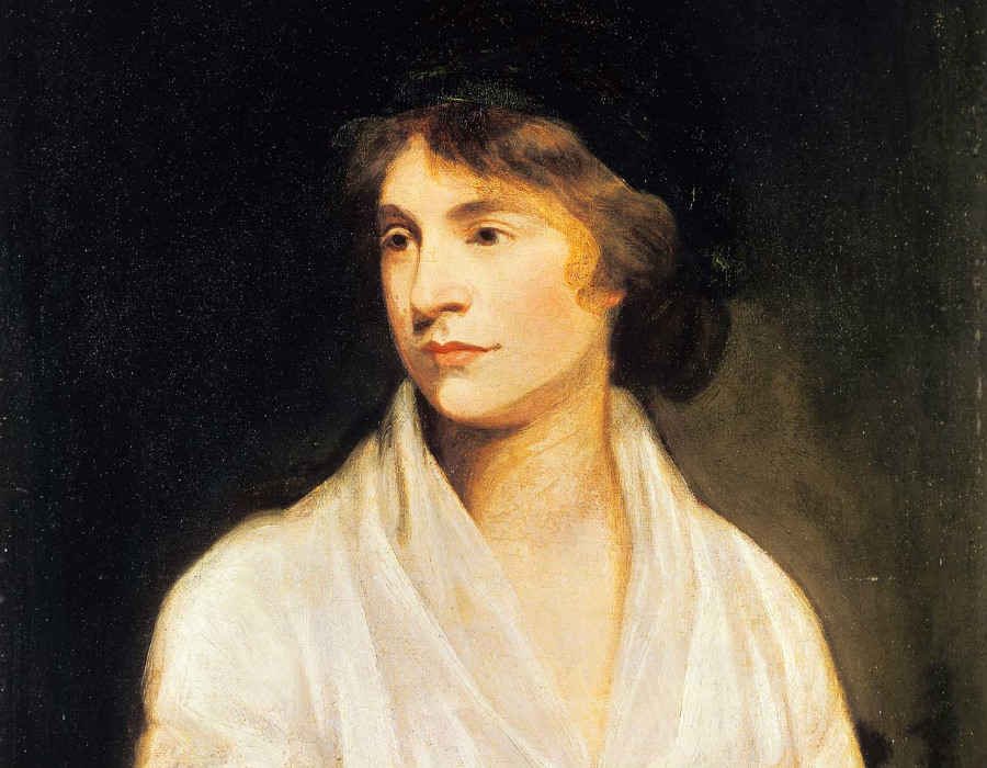 Mary Wollstonecraft | 10 Most Influential Women In History | ZestRadar