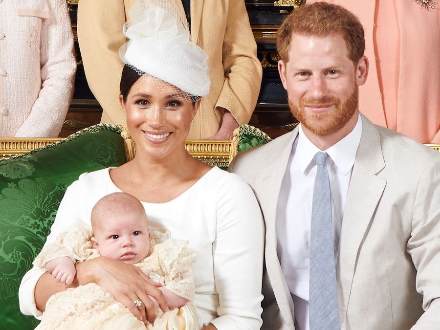 Formal Introduction | Meghan And Harry's Royal Baby: Everything You Need To Know | Brain Berries