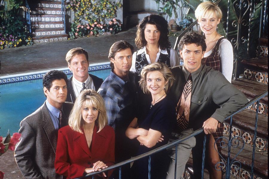 Melrose Place | 8 TV Spin-Offs WAY More Popular Than The Original | ZestRadar