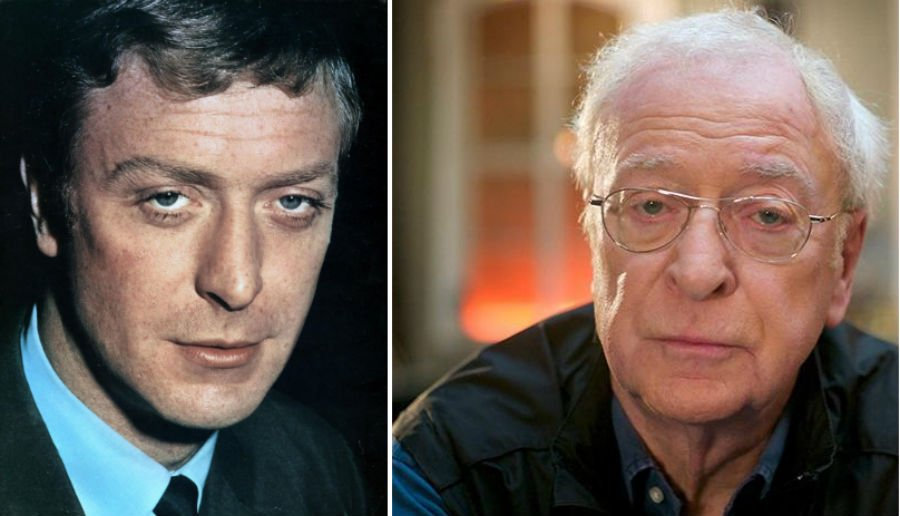 Michael Caine | Top 8 Male Movie Icons of the 70s | Brain Berries