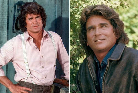 Michael Landon | Top 8 Male Movie Icons of the 70s | Brain Berries