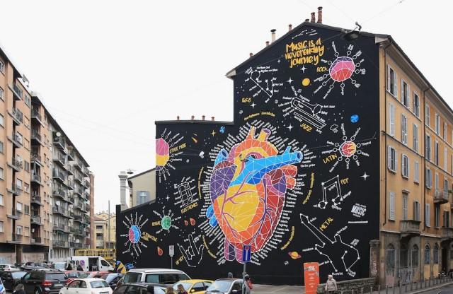 Milano   Street art ataliana: I murales che non puoi proprio perderti!   Brain Berries
