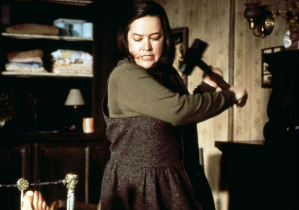 Misery  | 6 Scariest Stephen Kind Movies (And 4 That Wouldn't Scare a 5-Year-Old) | ZestRadar