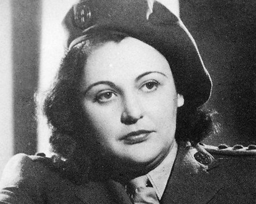 Nancy Wake (1912-2011) | 7 Most Badass Women of WWII | Brain Berries