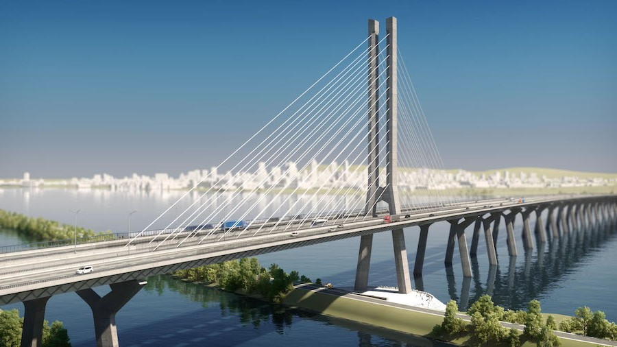 New Champlain Bridge, Canada | 10 World's Most Expensive Bridges | Zestradar