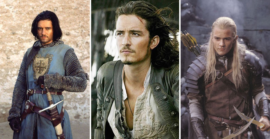 Orlando Bloom | 8 British Actors We Are Ready To Drop Everything For | Brain Berries