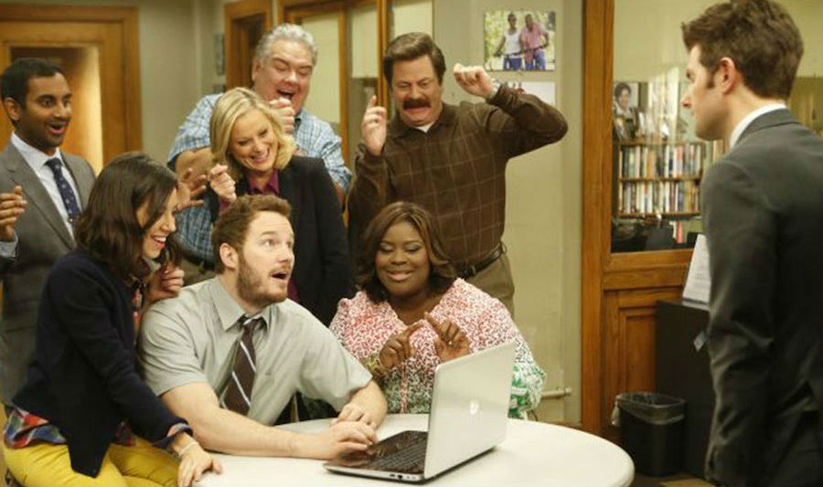 Parks and Recreation | 10 Smart Shows with Stupid Humor | ZestRadar