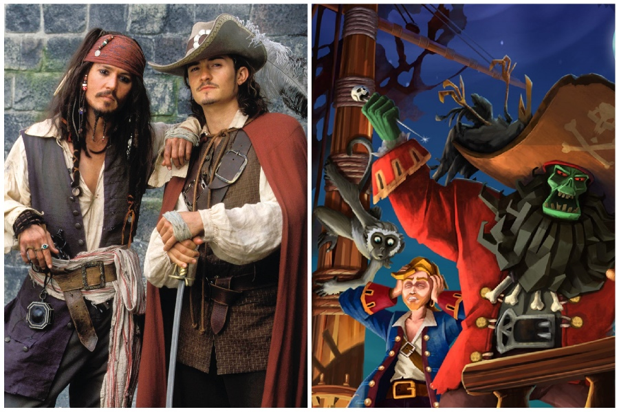 Pirates Of The Carribean | 9 Films Disney Unapologetically Ripped Off | Brain Berries