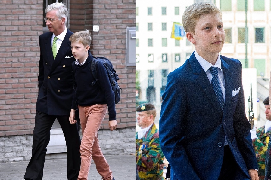 Prince Emmanuel of Belgium | 17 Royal Kids Who Are About to Take Over the World | ZestRadar