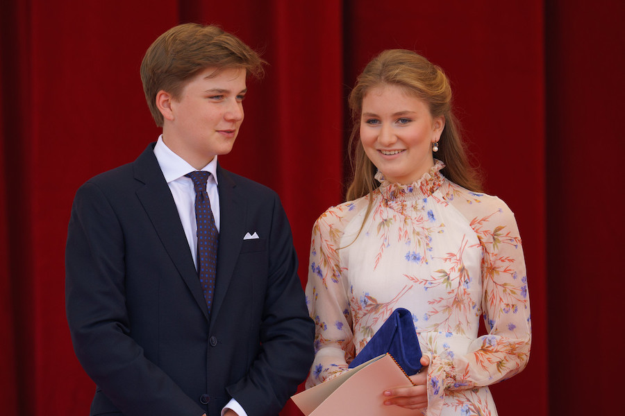 Prince Gabriel of Belgium | 17 Royal Kids Who Are About to Take Over the World | ZestRadar