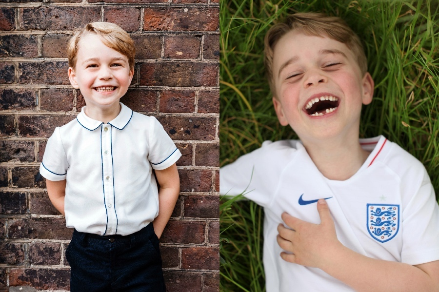 Prince George of Cambridge, United Kingdom | 17 Royal Kids Who Are About to Take Over the World | ZestRadar